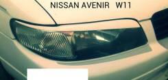 Накладка на фару. Nissan Avenir