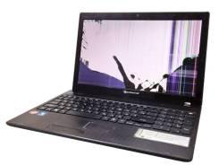Замена, ремонт экрана - матрицы на ноутбуке Выезд