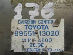 Блок управления. Toyota Corolla, EE106, EE107, EE108 Toyota Sprinter, EE108, EE107, EE106 Двигатели: 2E, 3E