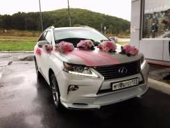 Большое количество авто и свадебное украшение, аренда авто, прокат авто. С водителем
