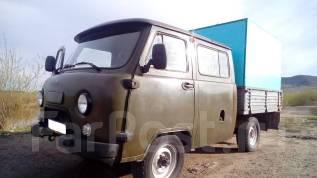 УАЗ 39094 Фермер. Продам уаз-39094, 2 900 куб. см., 900 кг.