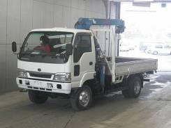 Nissan Atlas. Мостовой Манипулятор , 4 600 куб. см., 3 000 кг. Под заказ