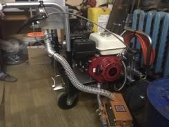 Barbco. Машинка для нанесения дорожной разметки LBS-215