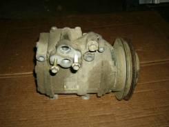 Компрессор кондиционера. Toyota Hilux Surf, KZN185 Двигатель 1KZTE