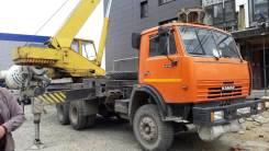 Ивановец. Автокран 25тн, 12 000 куб. см., 25 000 кг., 21 м.