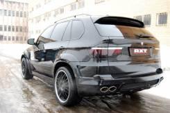 Спойлер на заднее стекло. BMW X5, E70. Под заказ