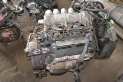Двигатель в сборе. Mazda Familia, VENY10, VENY11, VEY10, VEY11 Mazda Familia S-Wagon Двигатель ZLVE