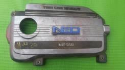 Крышка двигателя. Nissan: Tino, Expert, Almera Classic, Bluebird, Caravan, Wingroad, Bluebird Sylphy, Primera Camino, Wingroad / AD Wagon, Avenir, Sun...
