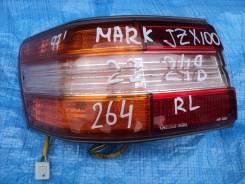 Стоп-сигнал. Toyota Mark II, JZX105, JZX100, GX100, JZX101, LX100 Двигатели: 2LTE, 1JZGTE, 1JZGE, 1GFE, 2JZGE