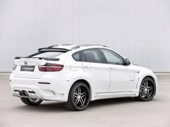 Спойлер на заднее стекло. BMW X6, E71