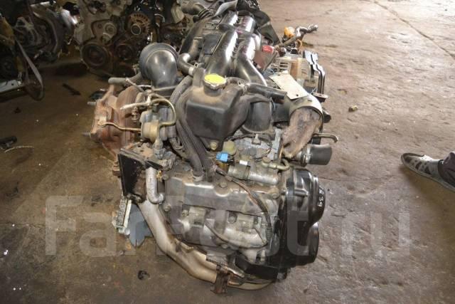 Двигатель в сборе. Subaru Legacy B4 Subaru Legacy Subaru Impreza Двигатель EJ20X