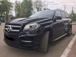Обвес кузова аэродинамический. Mercedes-Benz GL-Class, X166. Под заказ