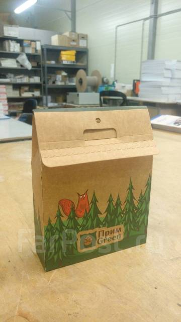 Упаковка. Коробочки. Этикетка