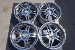 Sparco. 8.0x18, 5x114.30, ET40, ЦО 73,0 мм.