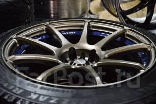 Weds Sport SA-70. 8.0/9.0x18, 5x114.30, ET36/20, ЦО 73,0мм.