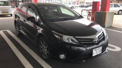 Toyota Avensis. вариатор, передний, бензин, б/п. Под заказ