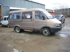 ГАЗ 32213. ГАЗ-32213 пассажирская, 2 890 куб. см., 13 мест