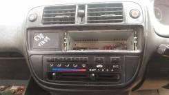 Консоль центральная. Honda Civic Ferio, E-EK5, GF-EK5 Honda Domani, E-MB5, GF-MB5 Honda Partner, EY7, EY6, EY9, EY8, LB-EY8, ABE-EY8, GJ-EY8, R-EY8 Дв...