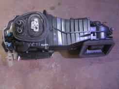 Печка. Skoda Yeti, 5L Двигатели: CAXA, CBZB, CDAB, CFHC