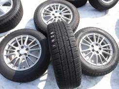 Goodyear Ice Navi Zea II. Зимние, без шипов, 2013 год, износ: 10%, 4 шт