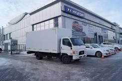 Hyundai HD78. Грузовой Фургон , 3 933 куб. см., 5 000 кг.