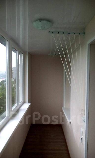 Окна балконы лоджии расширение отделка - шкаф в подарок