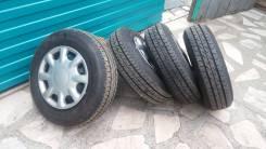 Bridgestone Blizzak DM-Z2. Летние, 2016 год, износ: 5%, 4 шт