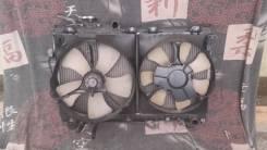 Радиатор охлаждения двигателя. Toyota Celica, ST202