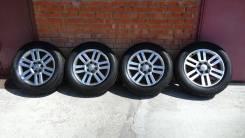 Оригинальные колёса Toyota с отличными летними шинами R20. x20 6x139.70 ET15