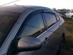 Ветровик на дверь. Nissan Almera, G11, N16, N16E Двигатели: K4M, QG15DE, QG18DE