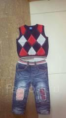 Детскую одежду. Рост: 86-98 см