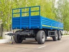 Нефаз 8332. Прицеп бортовой , 3-осный, 16 000 кг.