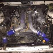 Двигатель в сборе. Toyota Cresta, GX81 Toyota Supra, JZA70, GX81 Toyota Chaser, GX81 Toyota Mark II, GX81 Двигатели: 1GGZE, 1JZGTE, 1GGE, 1GEU, 1GGTE...