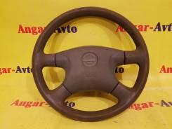 Руль. Nissan Bluebird Sylphy, QG10, FG10 Nissan Sunny, SB15, QB15, FNB15, FB15, B15 Двигатели: QG15DE, QG18DE, QG13DE, YD22DD, QG18DD