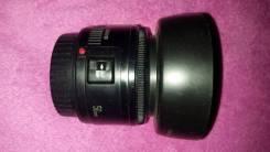 Продам объектив Canon EF 50mm f/1.8. Для Съемки портретов