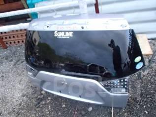 Дверь багажника. Mitsubishi Outlander, CW5W, CW6W