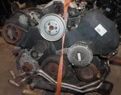 Двигатель в сборе. Volkswagen Passat Двигатели: AMX, ATQ, ACK, ALG