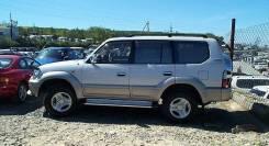 Toyota Land Cruiser Prado. J90