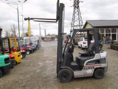 Nissan. Вилочный погрузчик NY1F2A20, 2 000 кг.