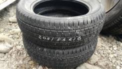 Bridgestone Turanza. Летние, 2006 год, износ: 40%, 2 шт