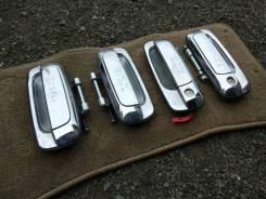Хромированные ручки хром Toyota Aristo JZS160 JZS161 Lexus GS300. Lexus GS300, JZS160 Toyota Aristo, JZS160, JZS161