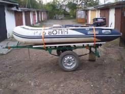 Forward. Год: 2011 год, длина 3,20м., двигатель подвесной, бензин
