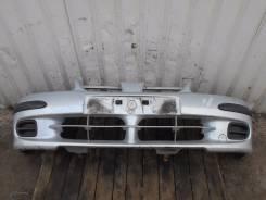 Бампер. Nissan Almera, N16, N16E