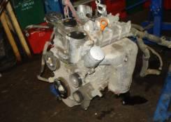 Двигатель в сборе. Volkswagen Jetta Двигатель CFNB