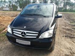 Mercedes-Benz Viano. автомат, 4wd, 2.2 (109 л.с.), дизель, 100 000 тыс. км