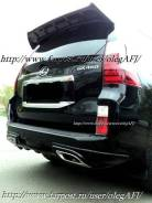 Губа. Lexus GX460, SUV, URJ150 Двигатель 1URFE