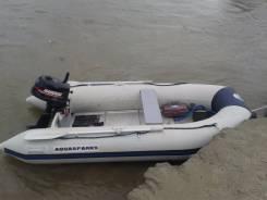 Aquasparks SD. Год: 2014 год, длина 3,00м., двигатель подвесной, 10,00л.с., бензин