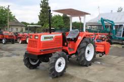 Hinomoto. Японский мини трактор N279D, 27,00л.с.