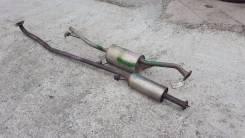 Выхлопная труба. Honda Logo, GA3