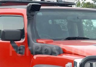 Шноркель. Jeep Wrangler